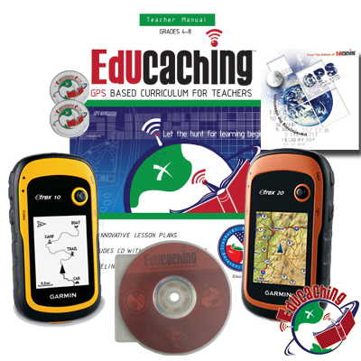 Educaching Custom Kits